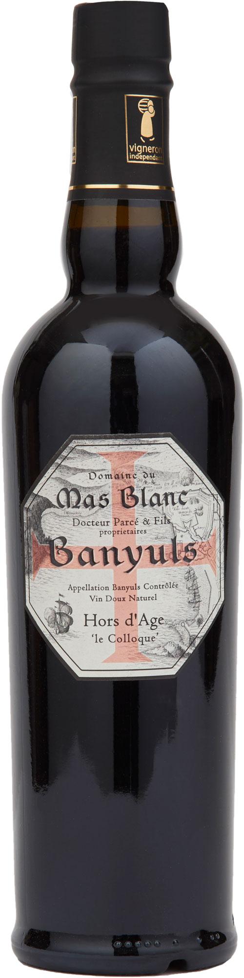 Domaine du Mas Blanc Banyuls 'Le Colloque'