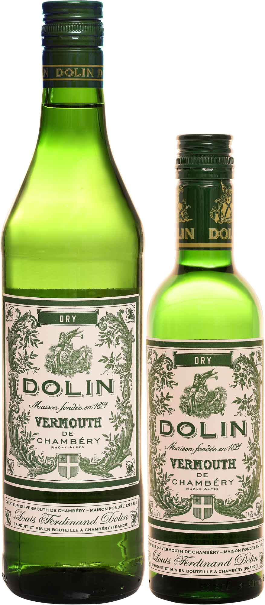 Dolin Dry Vermouth 375ml bottle