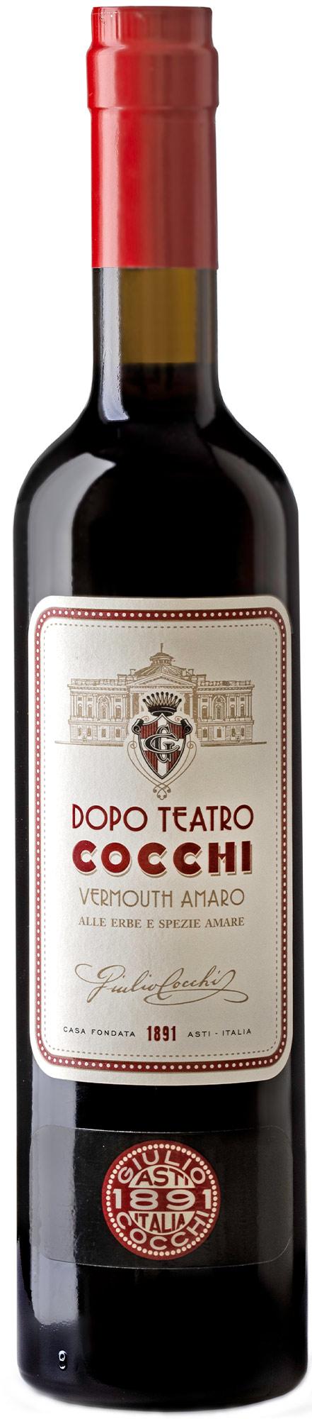 "Cocchi ""Dopo Teatro"" Vermouth Amaro"