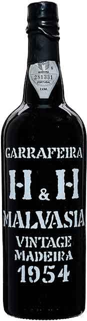 H&H Malvazia Madeira 1954
