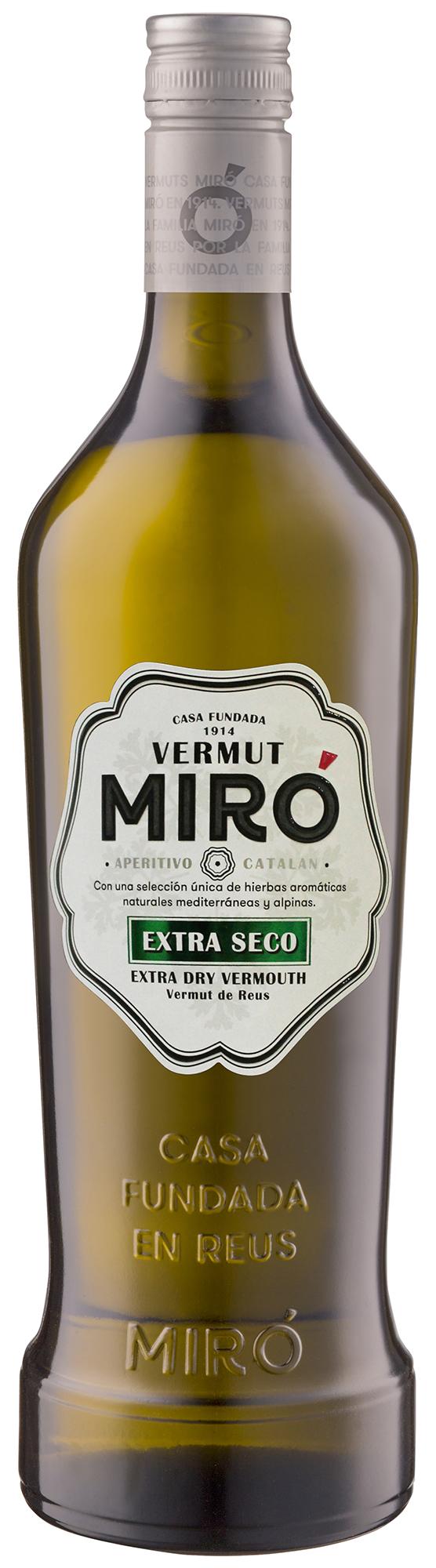 Miró Extra Seco Vermut de Reus