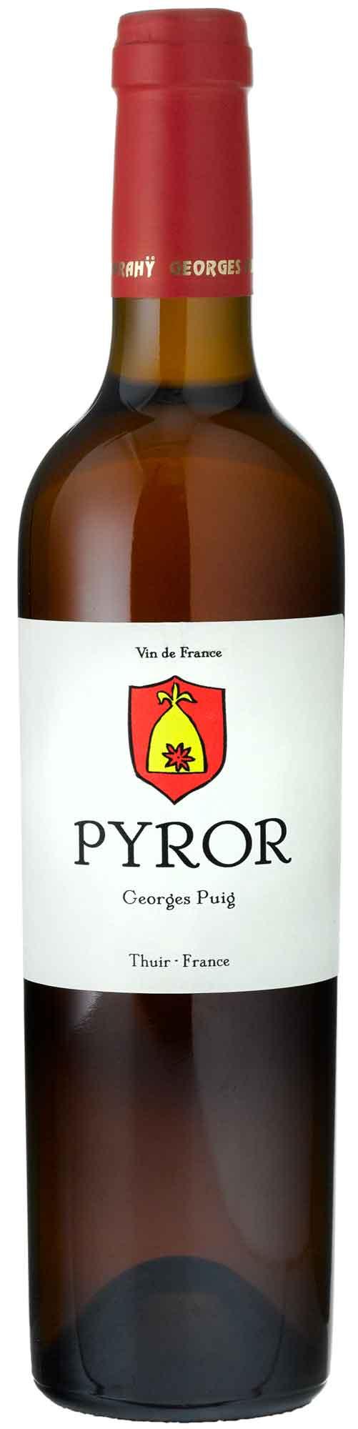 """Puig-Parahÿ """"Pyror"""" Rancio Sec"""