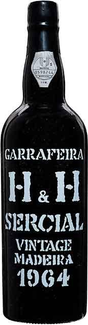 H&H Sercial Madeira 1964