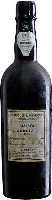 H&H Reserva Sercial Madeira