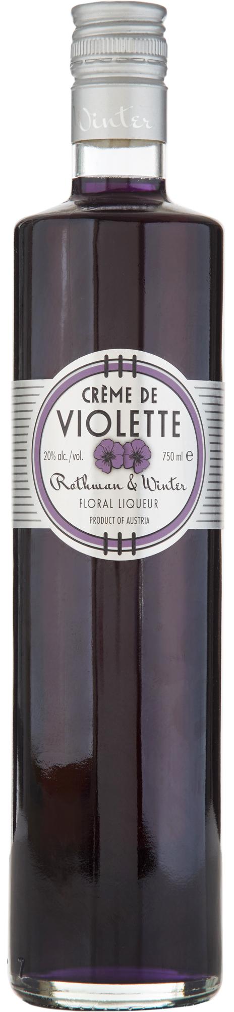 Rothman & Winter Crème de Violette